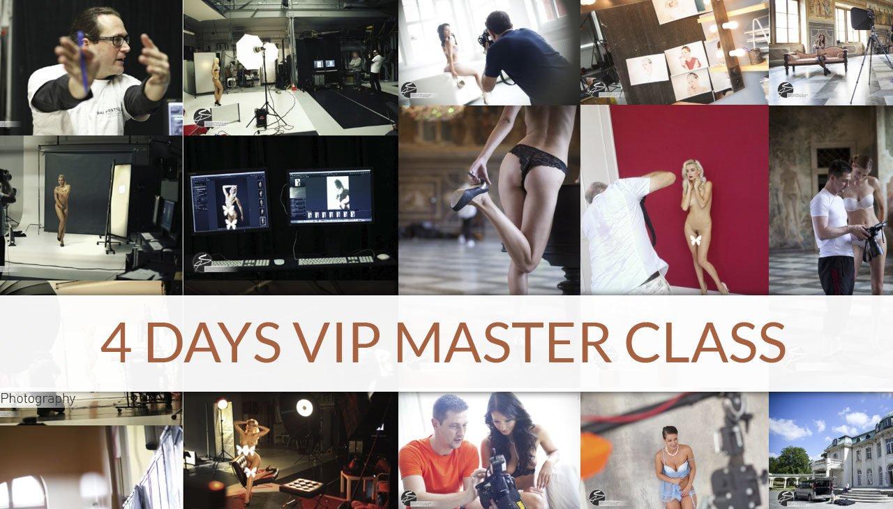 Private 4 Days VIP Master Class