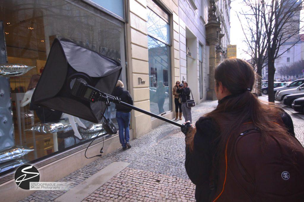 Prague, Czech Republic - StudioPrague Nude & Glamour Photography Workshops - 007