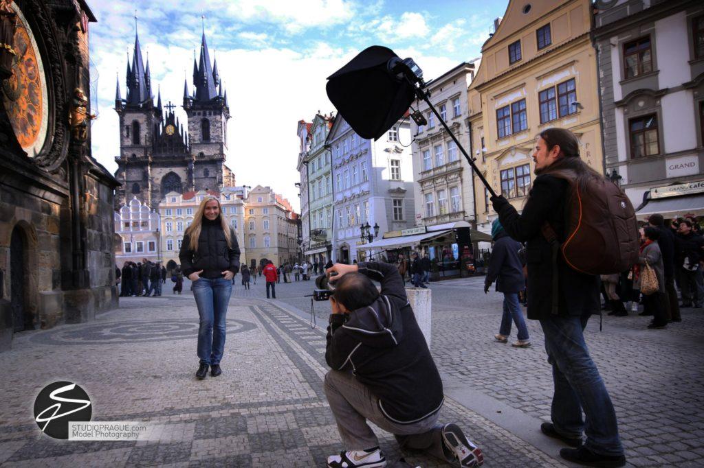 Prague, Czech Republic - StudioPrague Nude & Glamour Photography Workshops - 009