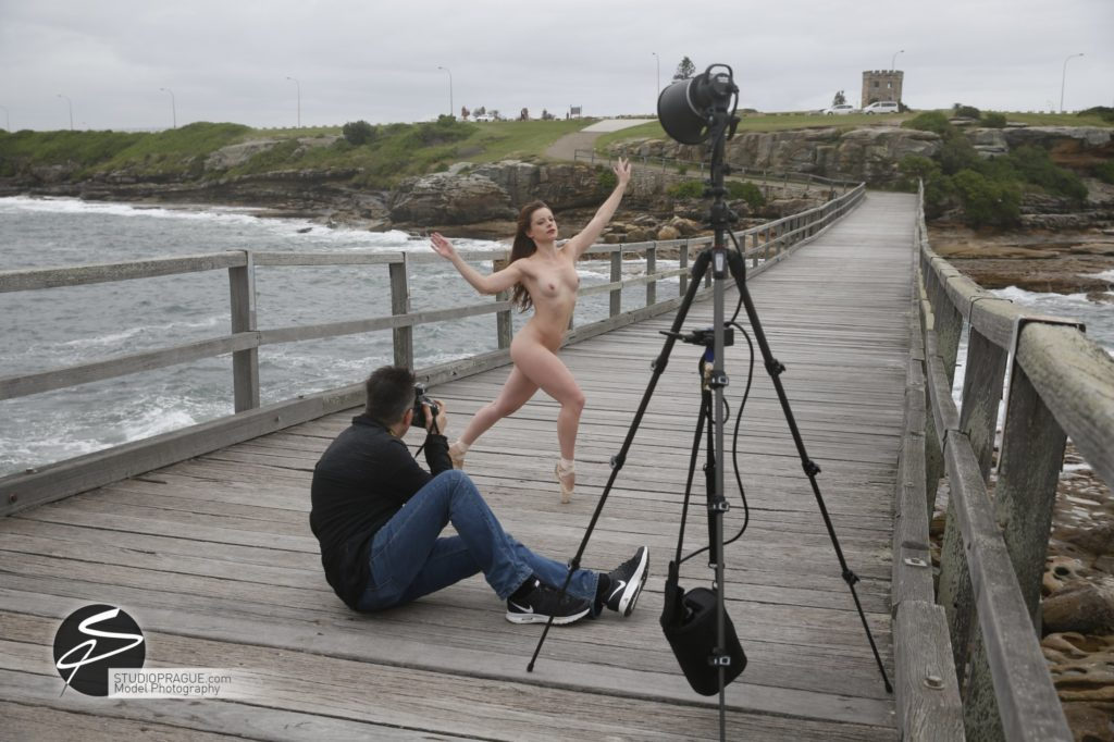 Behind The Scenes Impressions - Glamour Model Productions & Nude Photography Workshops - Australia Art Nudes Outdoor Photography Dan Hostettler - 009