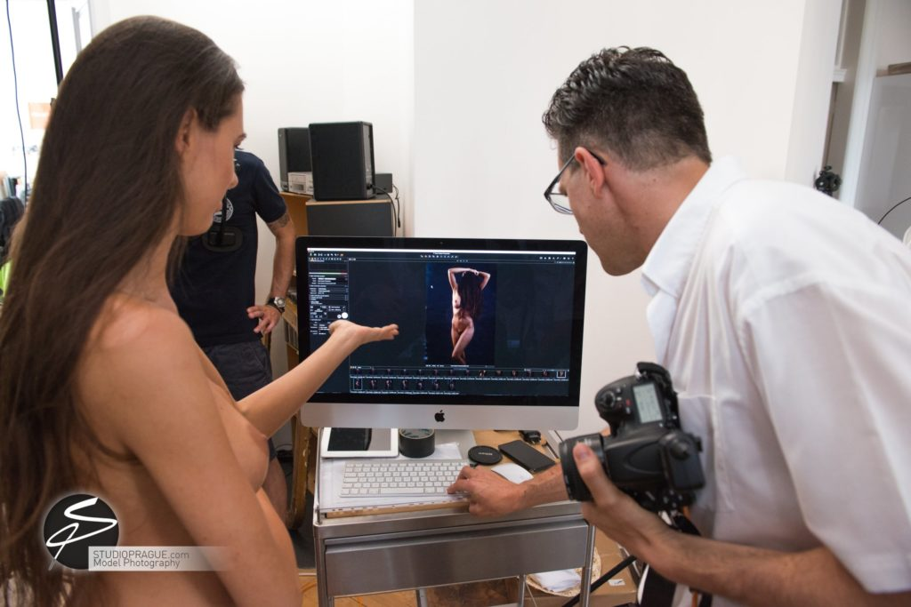 Behind The Scenes Impressions -Glamour Model Productions & Nude Photography Workshops - Creative Nudes - Dan Hostettler - 038