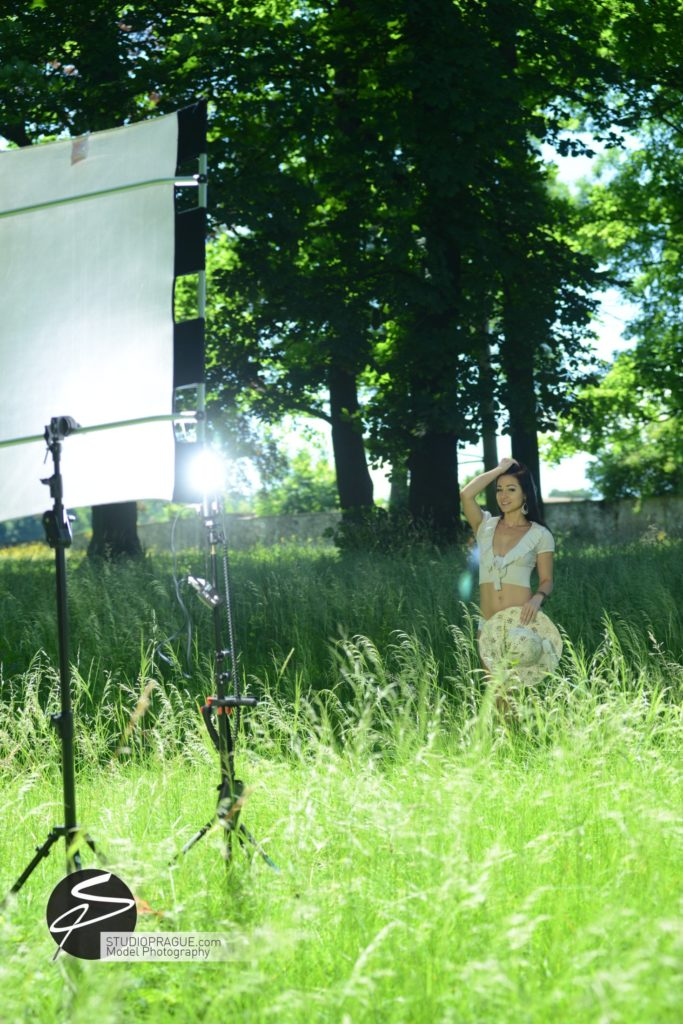 Behind The Scenes Impressions - Glamour Model Productions & Nude Photography Workshops - Dan Hostettler At Work Mixed - 014