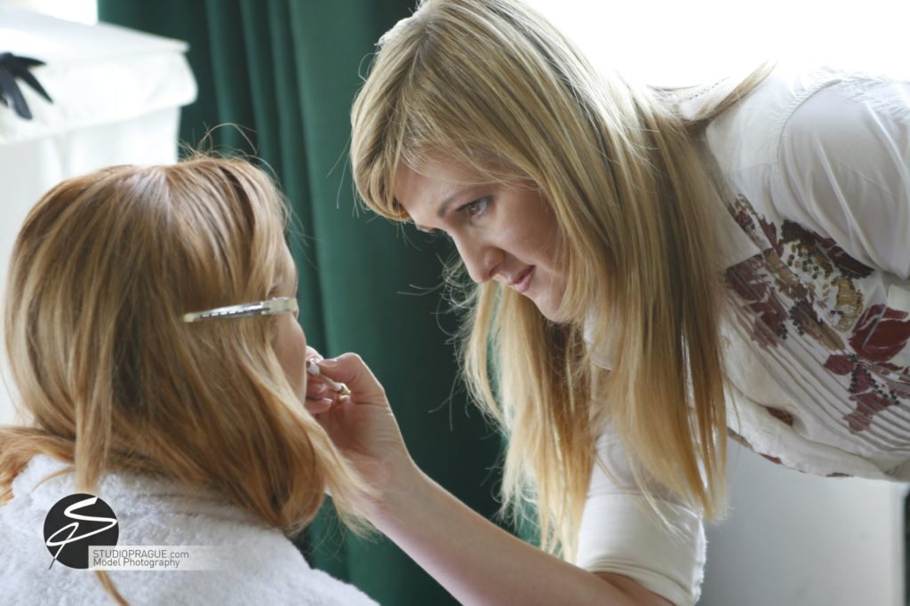 Behind The Scenes Impressions - Glamour Model Productions & Nude Photography Workshops - Photo Model Makeup & Styling - 001