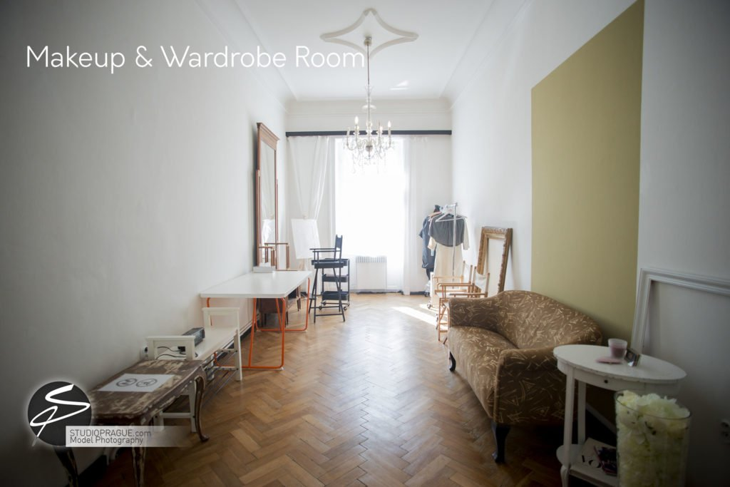 Photo Studio Rental - StudioPrague by Dan Hostettler - Photo Model Productions in Czech Republic