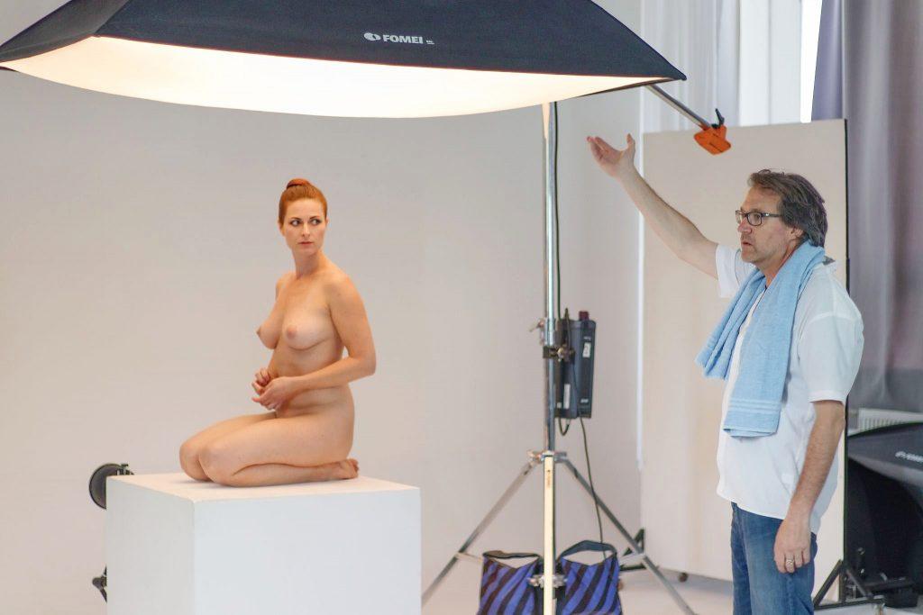 Day 1 - Segment 1 - StudioPrague - Prague Intensive Nude Photography Workshop - Impressions - Jan Simek Photography - 007- V2