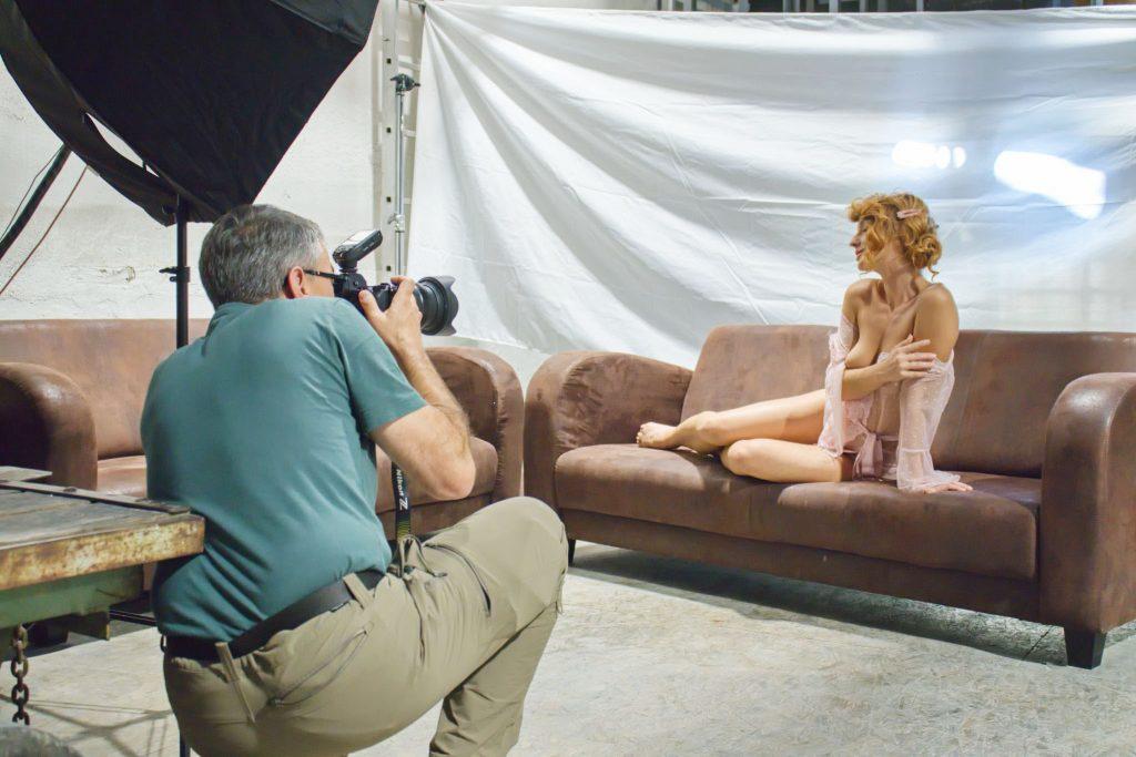 Day 2 - Segment 1 - StudioPrague - Prague Intensive Nude Photography Workshop - Impressions - Jan Simek Photography - 003- V2