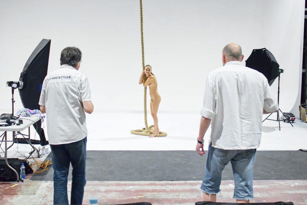Day 2 - Segment 4 - StudioPrague - Prague Intensive Nude Photography Workshop - Impressions - Jan Simek Photography - 002- V2
