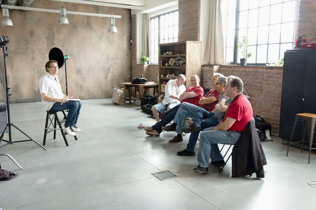 Day 3 - Segment 1 - StudioPrague - Prague Intensive Nude Photography Workshop - Impressions - Jan Simek Photography - 001- V2