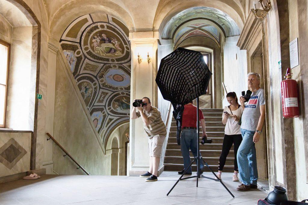 Day 4 - Segment 2 - StudioPrague - Prague Intensive Nude Photography Workshop - Impressions - Jan Simek Photography - 003- V2