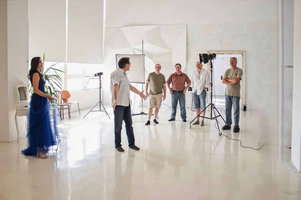 Day 5 - Segment 3 - StudioPrague - Prague Intensive Nude Photography Workshop - Impressions - Jan Simek Photography - 001- V2