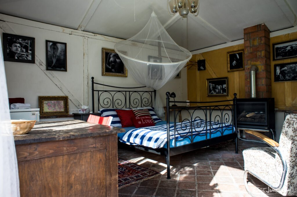 Accommodation for Expressive Nudes Photography Retreat by Tomas Jungvirt Photography & StudioPrague